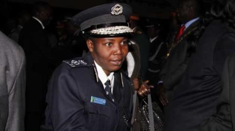 Charity Katanga - Northern Police Chief