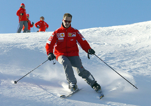Ex-F1 champion Michael Schumacher in critical condition