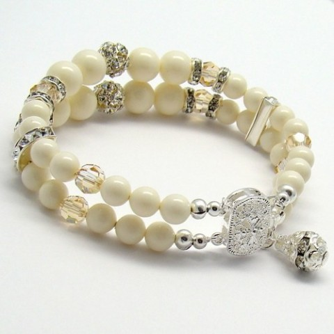 Ivory bracelets ( not related to story)