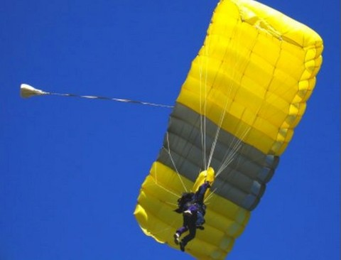 A group of Norfolk Christians will be taking part in a sponsored parachute jump to help children in Zambia, and they are inviting others to join in