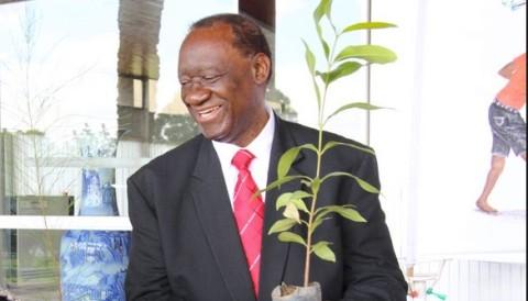 Ronnie Shikapwasha