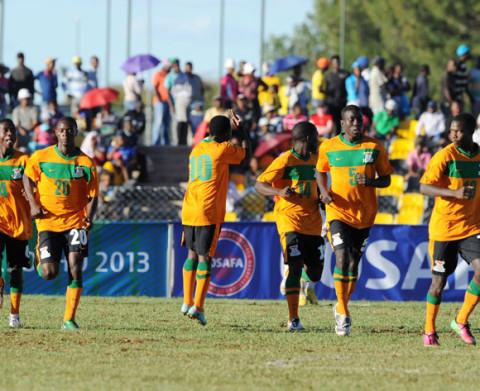 Zambia U-17