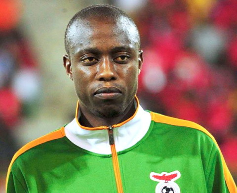Zambia international defender Hichani Himonde