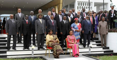 COMESA Heads of State Summit 2014 - Kinshasa, DRC