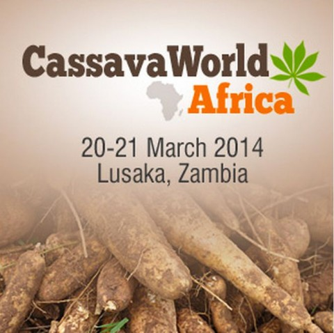 Cassava World Africa in Lusaka, Zooms in on Commercial Opportunities 480x480