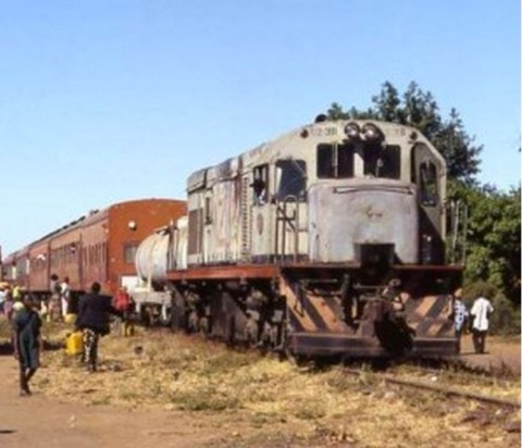 Chipata-Mchinji railway