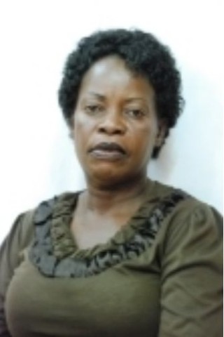HON. ESTHER MWILA BANDA, MEMBER OF PARLIAMENT FOR CHILILABOMBWE - PF