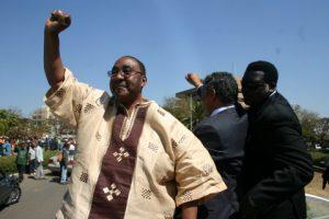 GBM - Lubinda - Willie Nsanda . Photo Credit The Zambian Voice