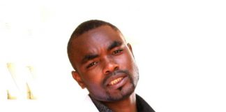 MUSICIAN Clifford Dimba, popularly known us General Kanene,