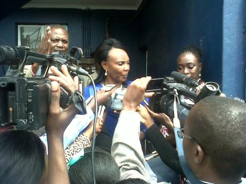 Geoffrey Bwalya Mwamba - GBM's Wife, Chama at Woodlands Police