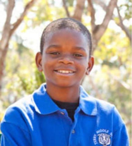 John Chanda Mulenga - Tree of Life Children's Village