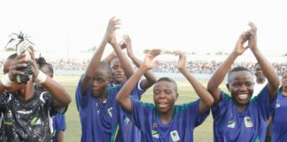 National soccer team, Women, Twiga Stars