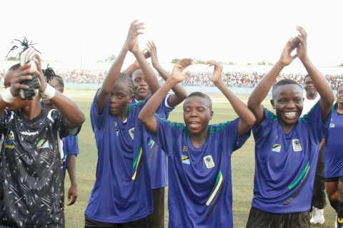 National soccer team, Women, Twiga Stars