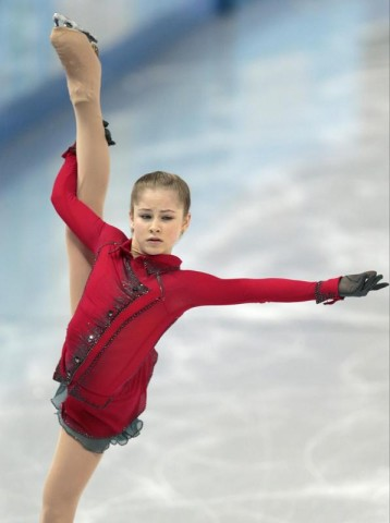 Sweet 15- Lipnitskaia soars to stardom, The descriptions range from enchanting to fearless, from