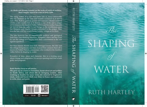 The Shaping of Water - By Ruth Hartley