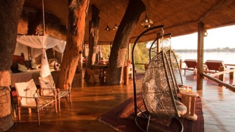 The Tree House, Tongabezi, Zambia