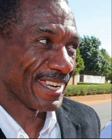 The son of Zambia's former president Rupiah Band