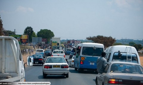 Toll gates for Zambia's roads