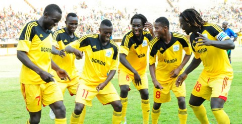 Uganda national football team, Uganda Cranes