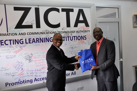 ZICTA Zambia Information and Communication Technology Authority