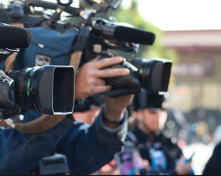 journalists media