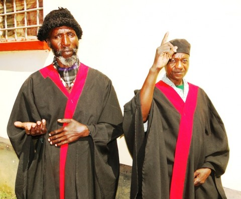 shilubemba Chikwemba Lucheshi and Washanga Mpika Shapalubemba