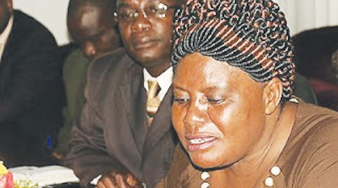 Auditor General Anna Chifungula