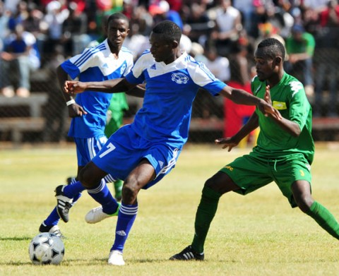 Augstine Mulenga of Nkwazi.
