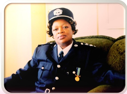 Chililabombwe Police Chief-Chansa Kalenga