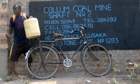 Collum Coal Mines