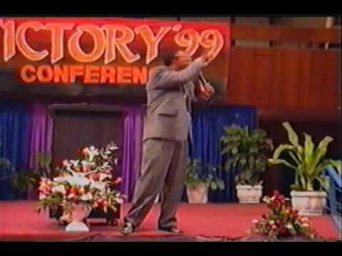 Dr Nevers Mumba - Victory Ministries International Conference 1999