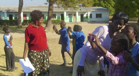 Educating Zambia