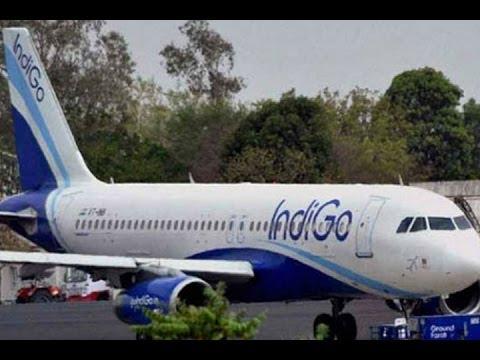 Indigo plane catches fire after landing at Kathmandu airport