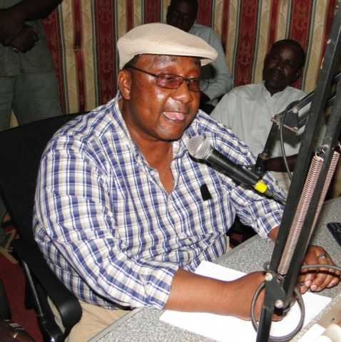 KASAMA Central Constituency Member of Parliament Geoffrey Bwalya Mwamba on airRadio Mano Community Radio Station in Kasama