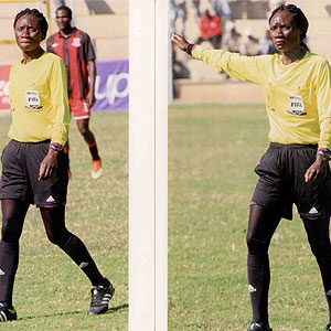 Lengwe to officiate at U-17 women's tournament 28 February 2014 Zambian Fifa referee Gladys Lengwe has been selected by the world governing body to officiate at the forthcoming Fifa U-17 Women's World Cup Costa Rica 2014, which will take place between 15 March and 4 April 2014.
