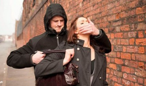 MUGGERS, bag snatchers and pickpockets are striking on the streets of Britain every three minutes, shock figures revealed yesterday.