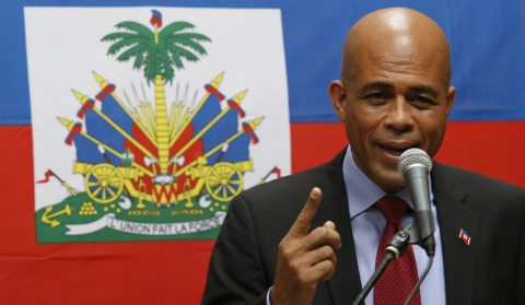 Haitian President seeks textile cooperation with Zambia