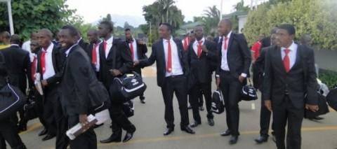 Nkana FC in ahead of KCC FC Clash   CAF CL