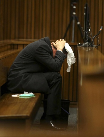 Oscar Pistorius trial: Pathologist takes the stand