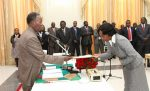 PRESIDENT Michael Sata has directed High Court and Supreme Court judges to uphold high levels of integrity and help clear the backlog of cases in the country's justice system.