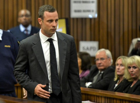 Pistorius pleads not guilty at murder trial