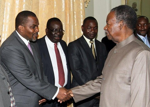 Sata - Government's progress on the fight against corruption
