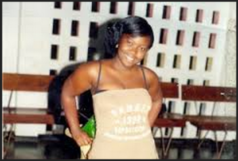 SLAIN National Institute of Public Administration (NIPA) student, Ruth Mbandu