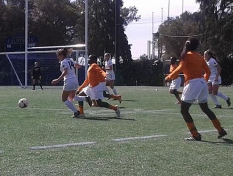 U-17 GO DOWN TO UNIVERSITY OF CALIFORNIA