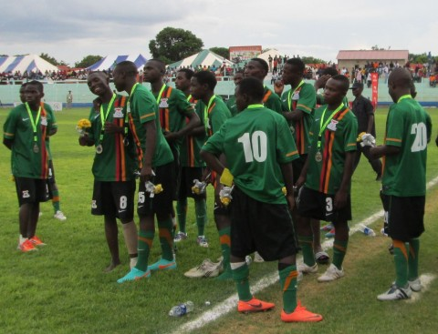 Zambia U-20 men's Chipolopolo football team