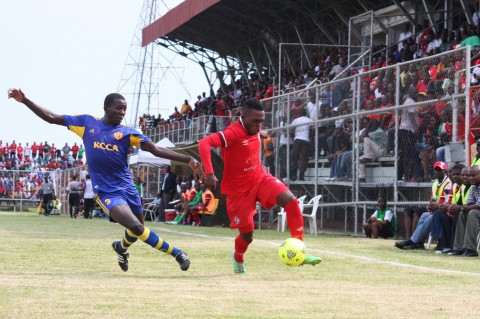 Zambian champions Nkana played out a 2 – 2 draw with Kampala City Council Authority (KCCA) in the first leg of the CAF Champions League first round tie at Arthur Davis Stadium on Saturday