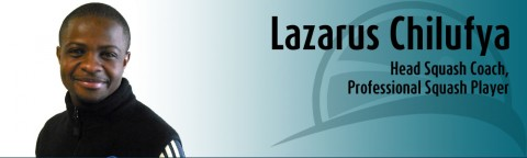 lazarus chilufya - squash