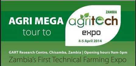 AGRITECH Expo 2014 - Zambia