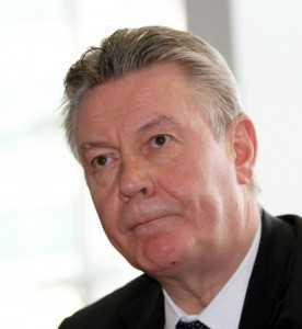 Belgium Commissioner of Trade Mr Karel De Gucht — in Belgium.