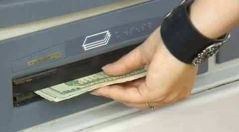 Broken ATM makes homeless man thinks it's his lucky day